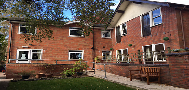Eungella Care Residential Care Home Blythe Bridge Staffordshire